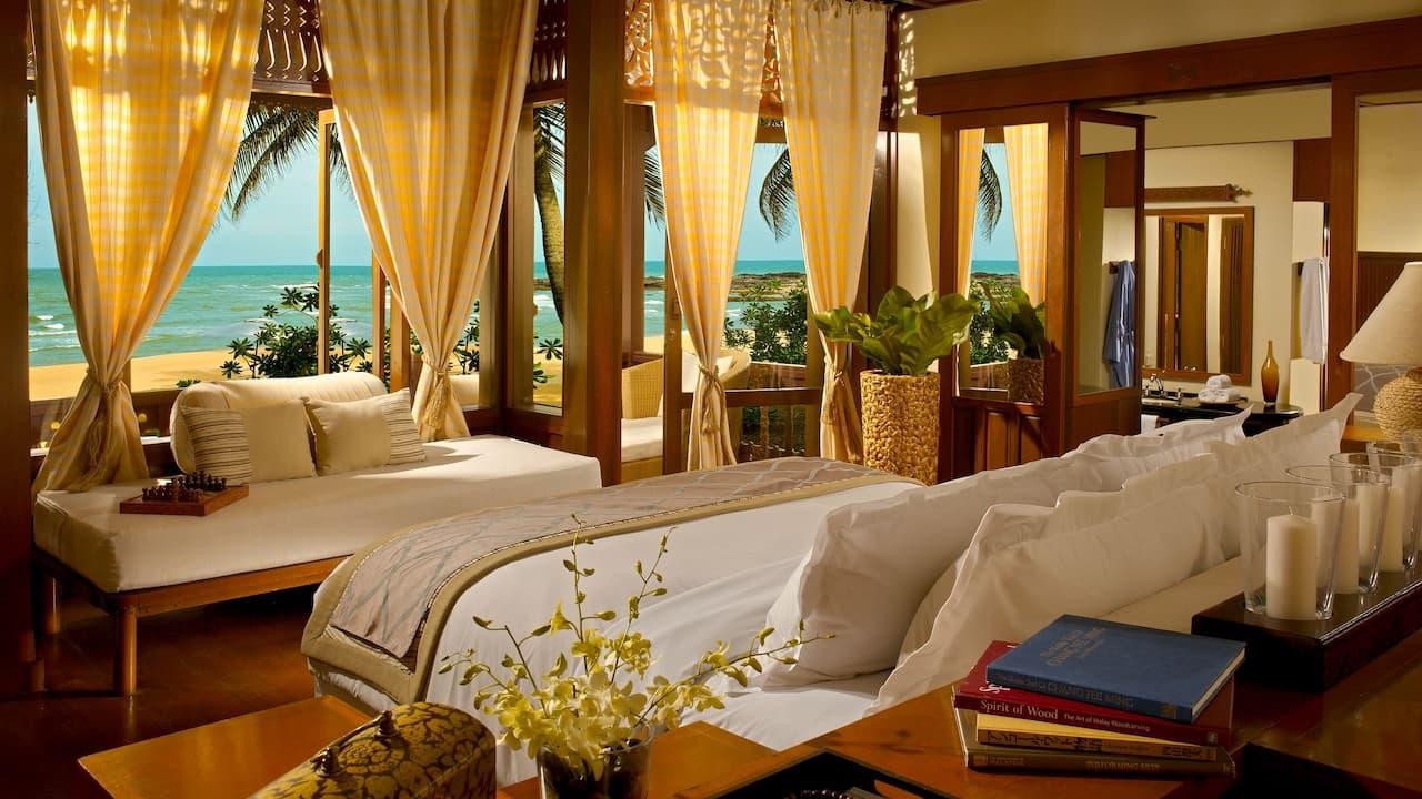 Tanjong Jara Resort Anjung Room