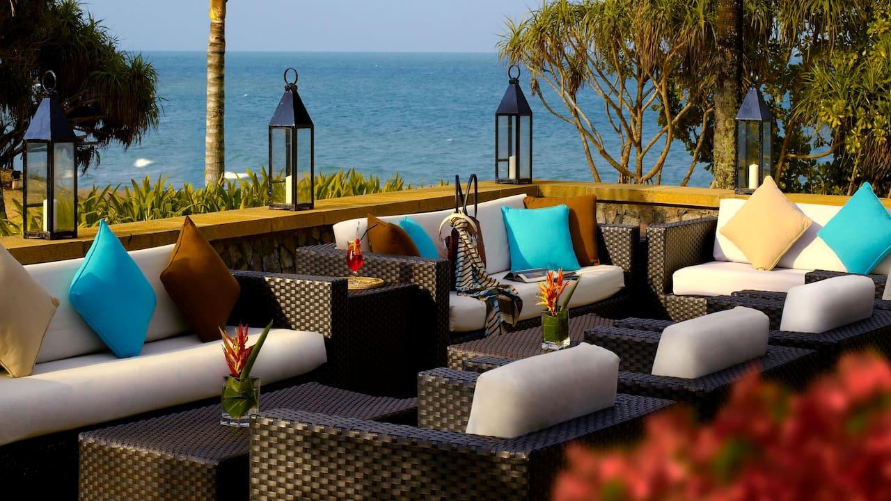 Tanjong Jara resort Nelayan lounge