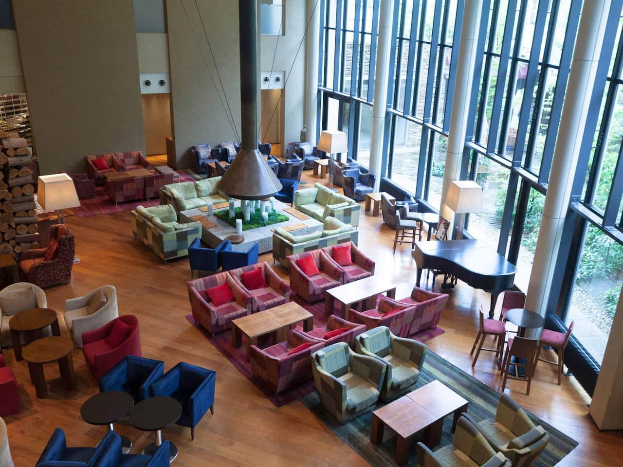 Hyatt Regency Hakone Resort & Spa | Living Room