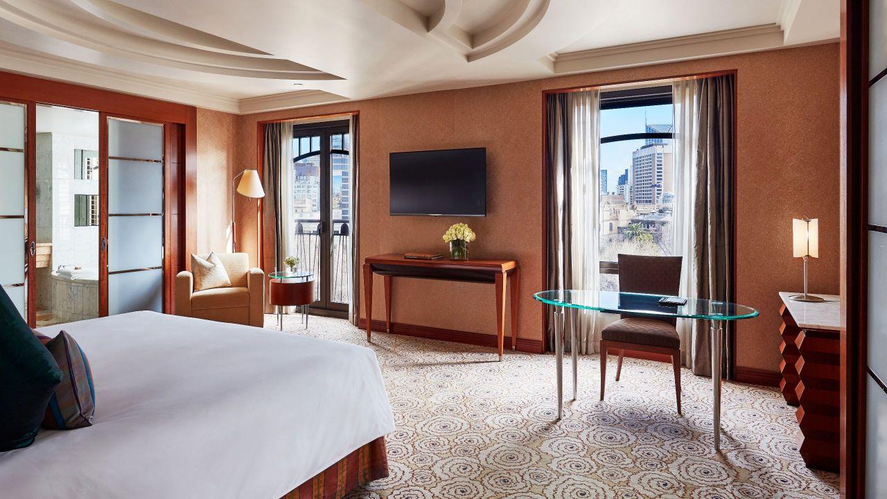 Ambassador Suite Bedroom