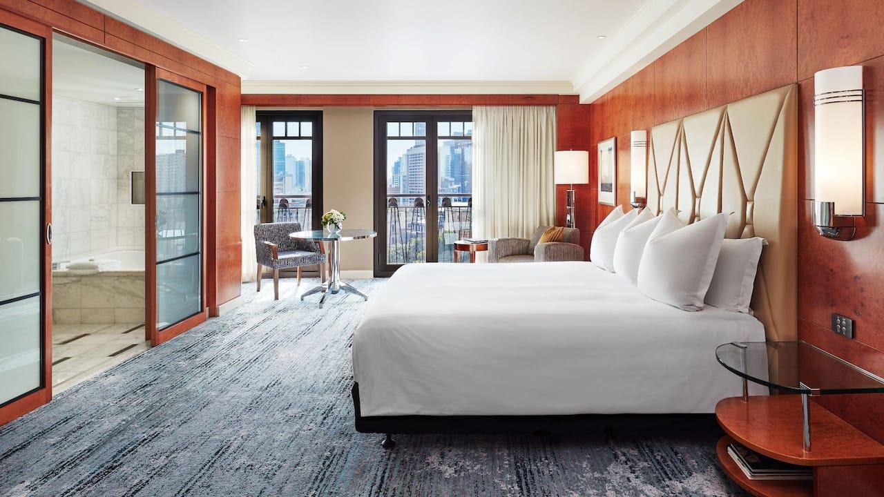 One King Guestroom