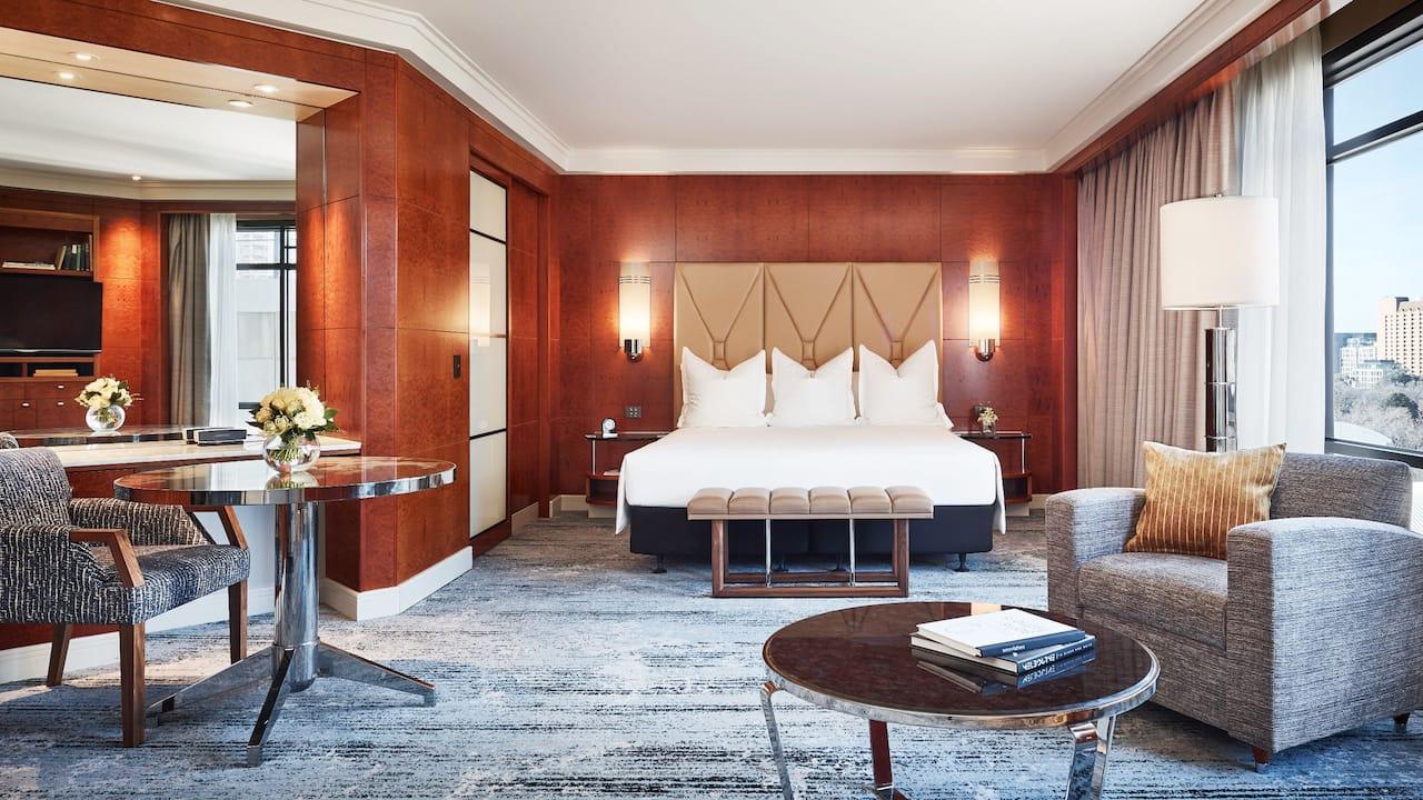 King View Deluxe Guestroom