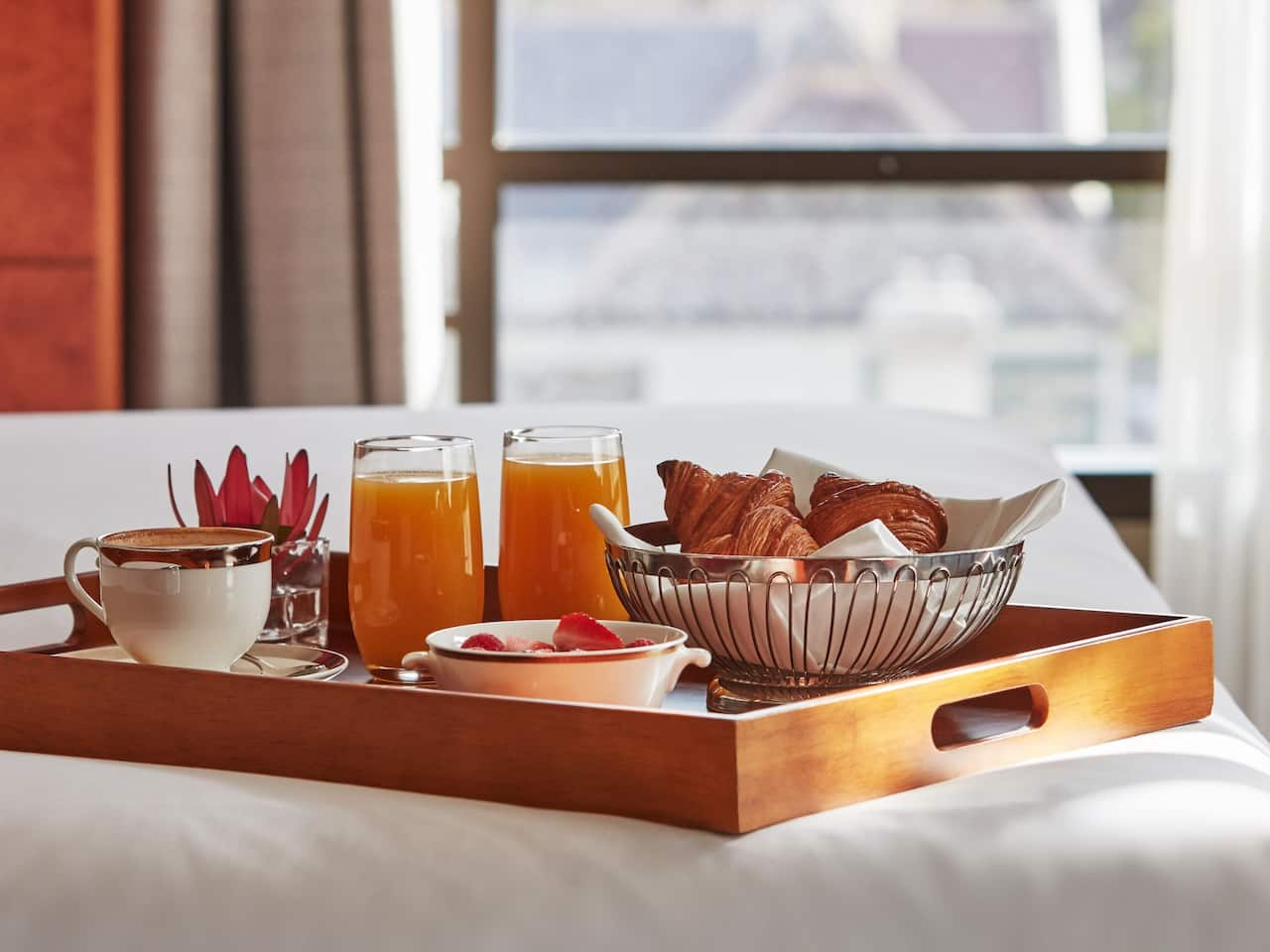 Spa Deluxe Breakfast in Bed