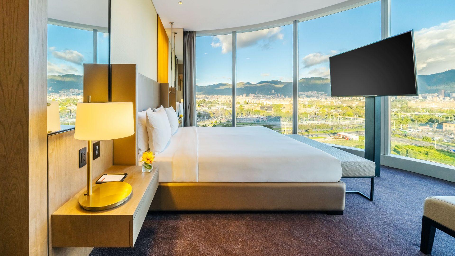 Luxury Hotel In Bogota Colombia Grand Hyatt Bogota