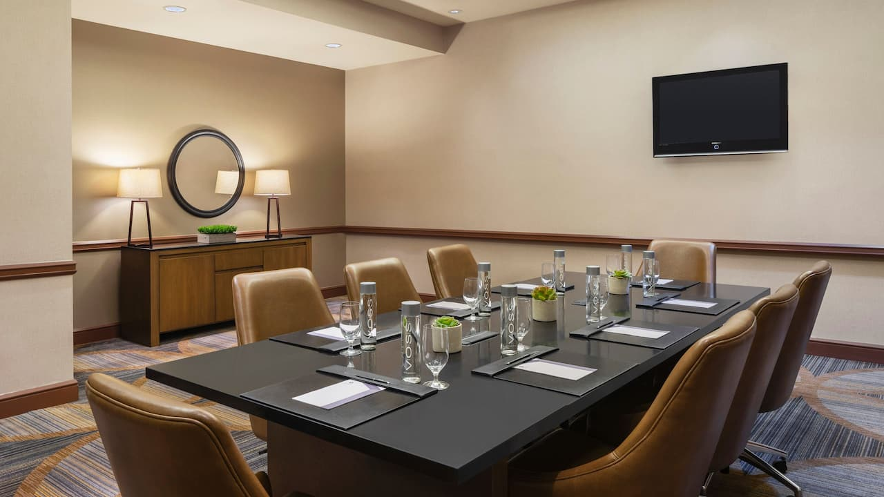 Hyatt Regency Valencia Hotel Meeting Room Photo