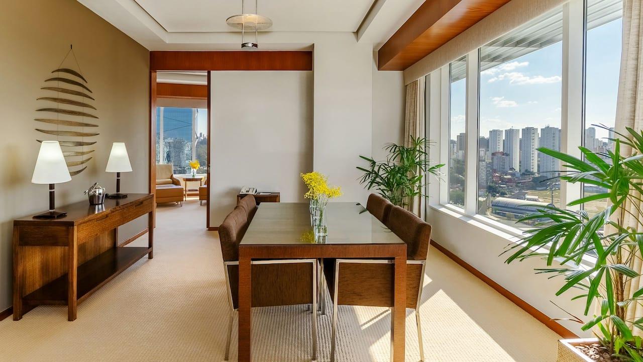 Diplomatic Dinner Room
