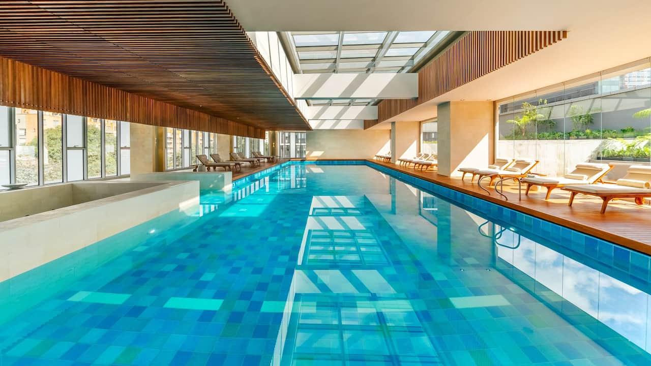 Grand Hyatt Bogota Pool