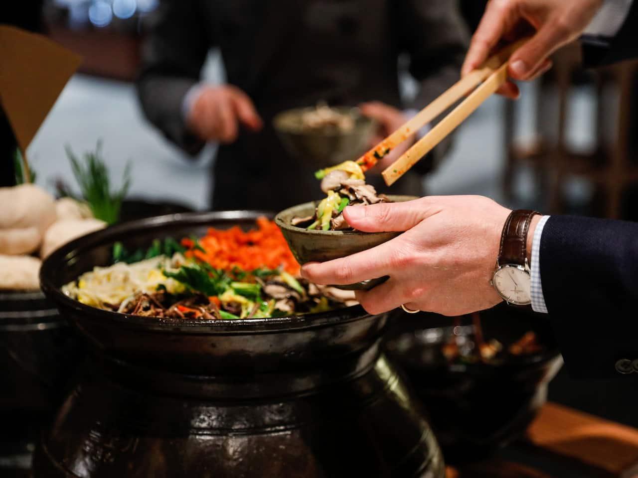 Korean Culinary Promotion - Grand Hyatt Erawan Bangkok