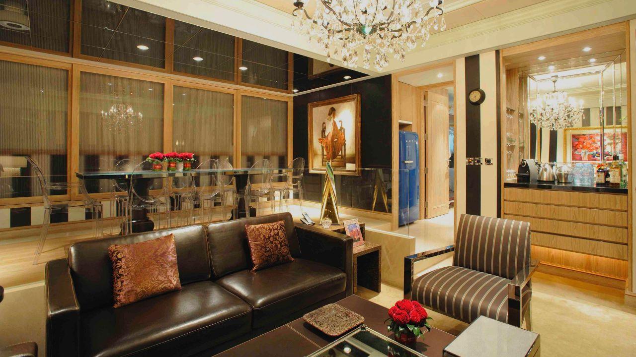 Éclat Suite - Living Room