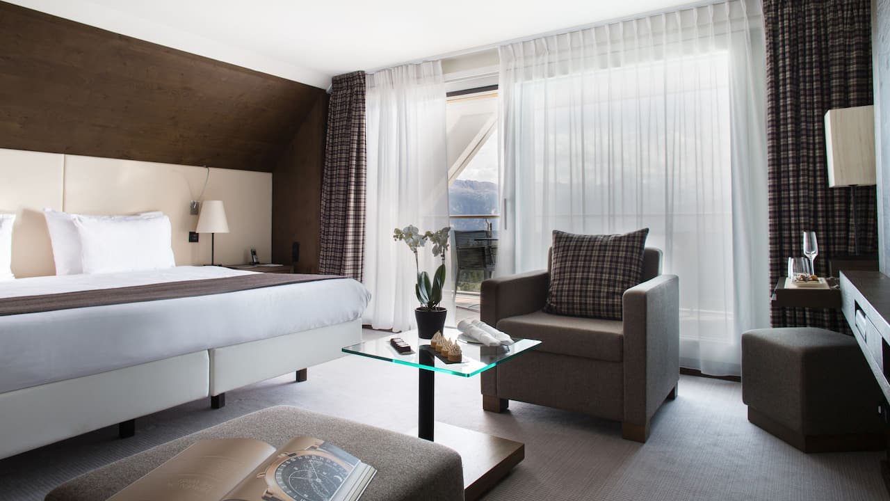 Alpina Prestige Room