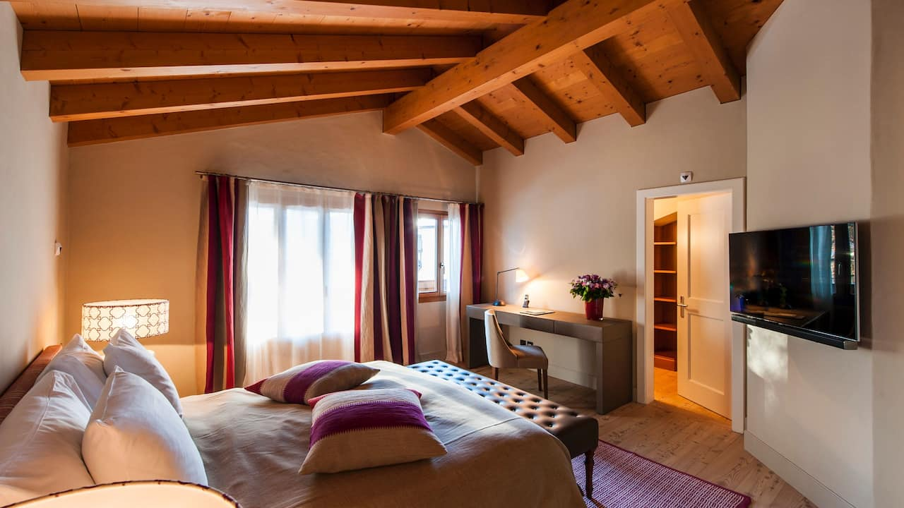 Suite Chalet Bedroom