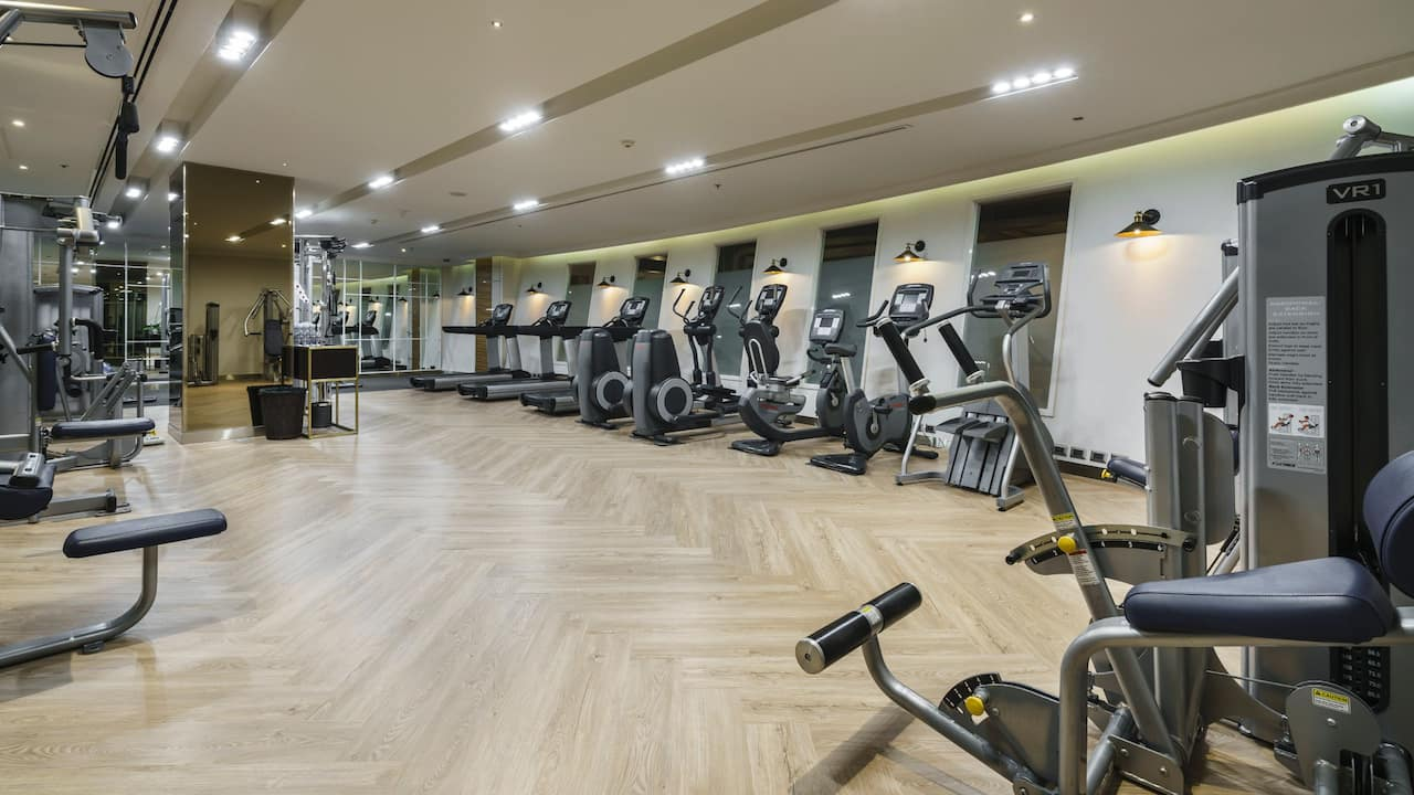 Akyra Thonglor Fitness Facilities