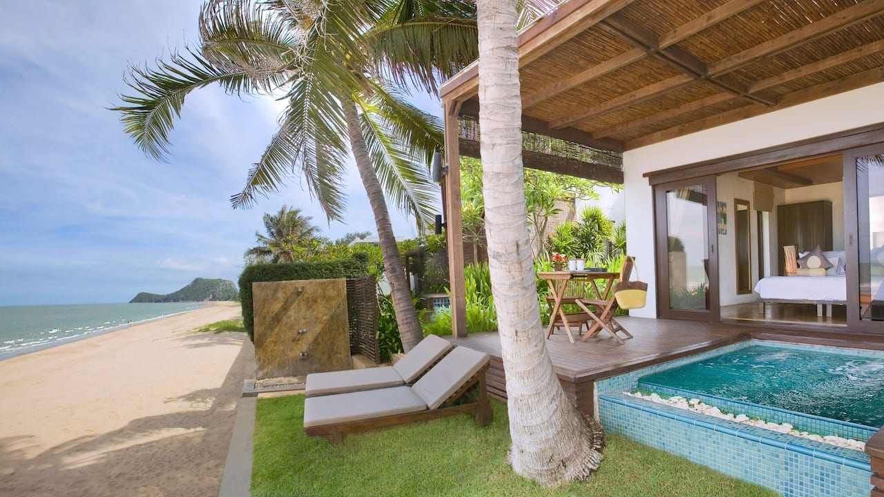 Palm Pool Residence