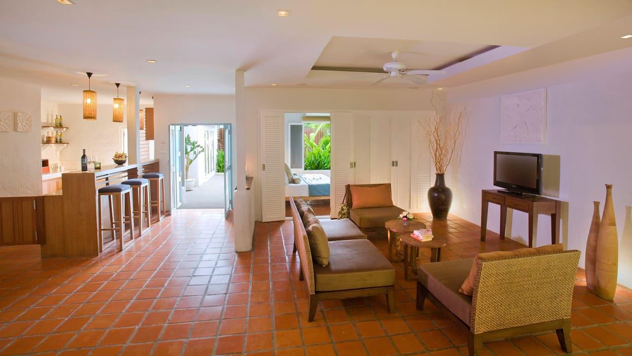 2 Bedroom Chaba Villa Interior