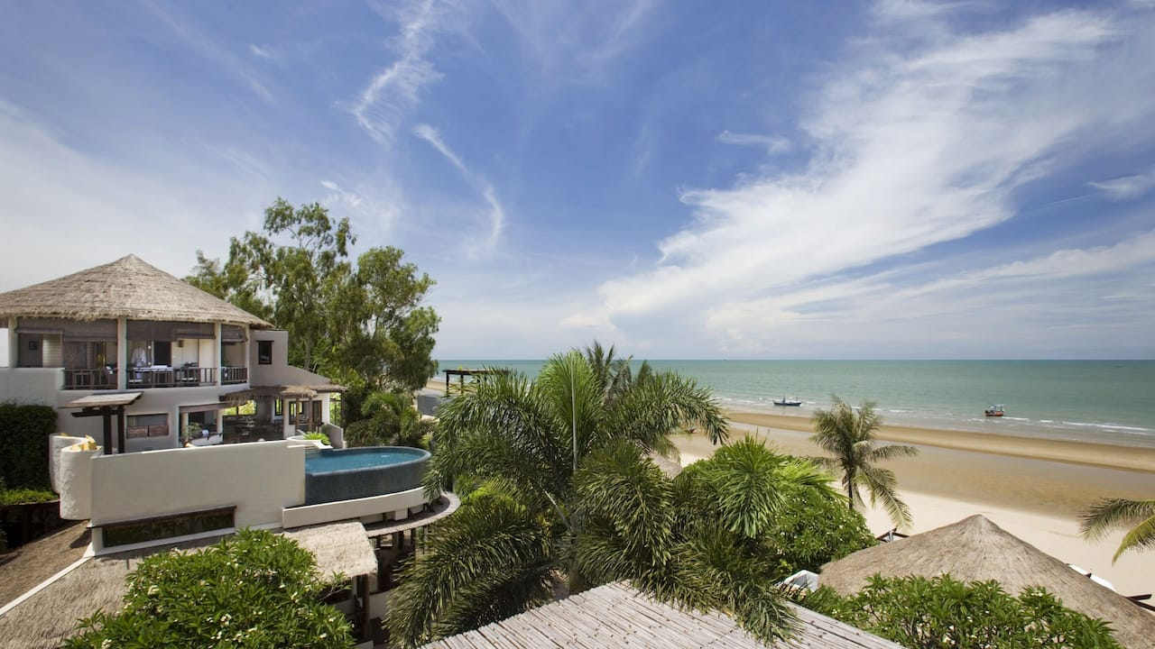 View of Aleenta Resort Hua Hin