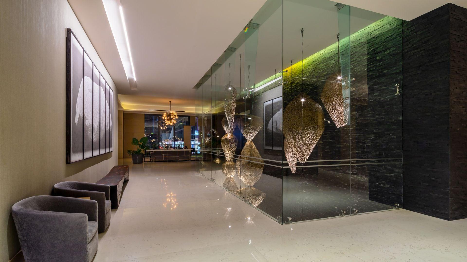 Hyatt Regency Andares Gudalajara Lobby art