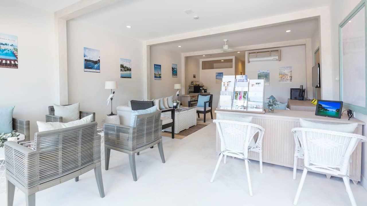 Hospitality Lounge at Bangroun Pier