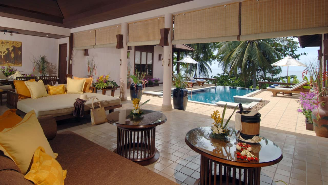 Beach Villa Two Bedrooms