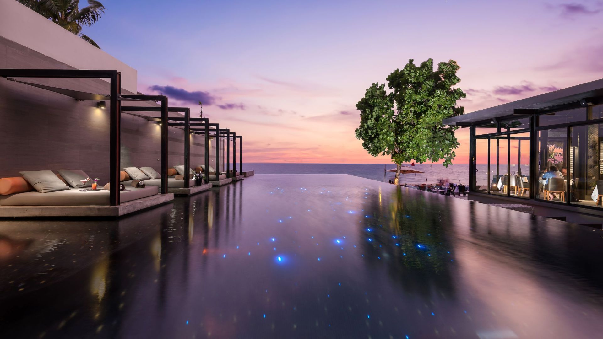 Aleenta Phuket Main Pool