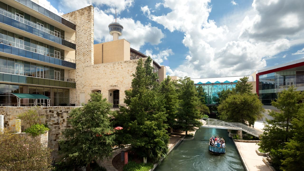 Video montage of Grand Hyatt San Antonio