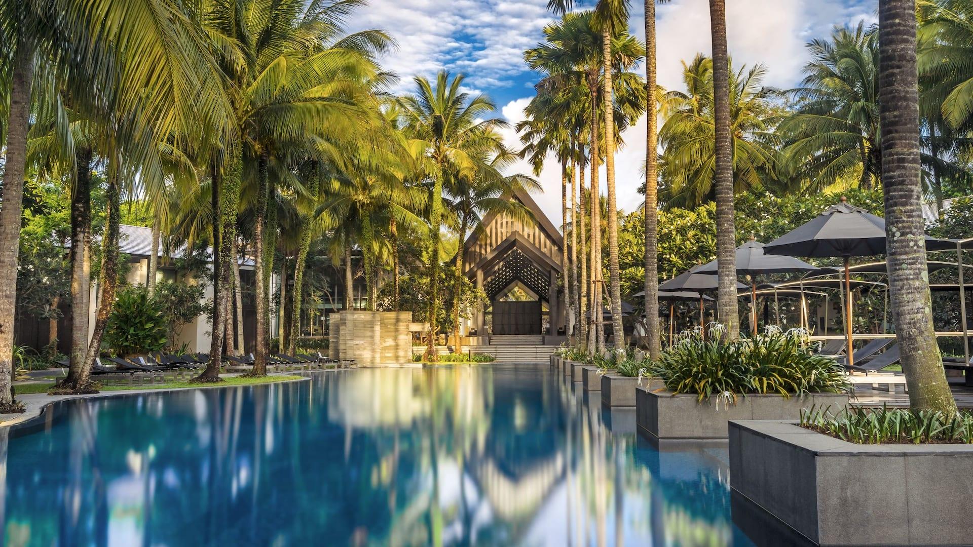 Twinpalms Phuket Pool