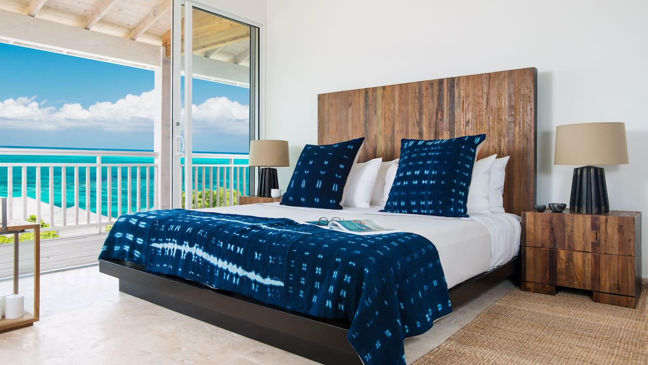 One bedroom ocean view ridgetop suite