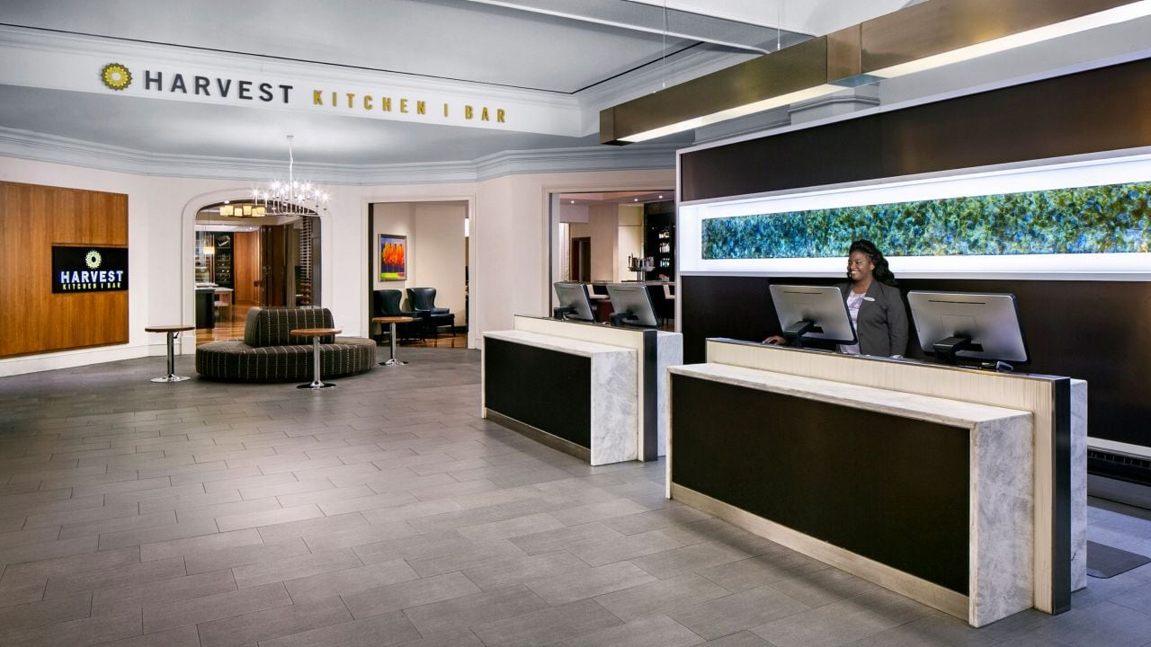 Downtown Wichita hotel-Hyatt Regency Wichita