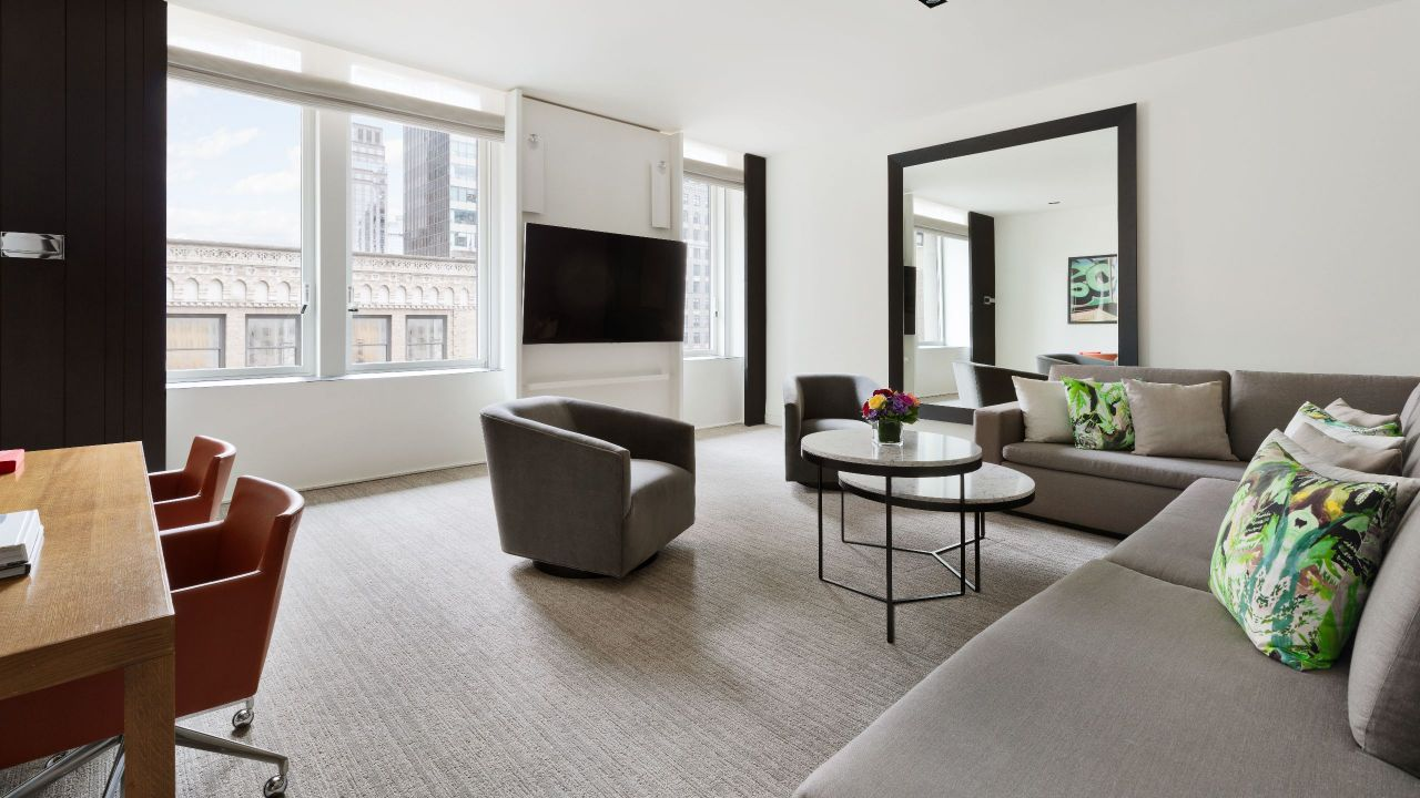 Two Bedroom Andaz Suite