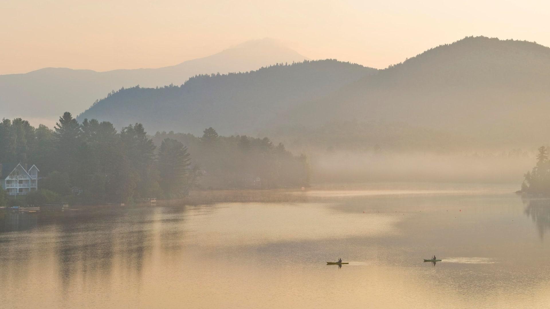 Mirror Lake Morning
