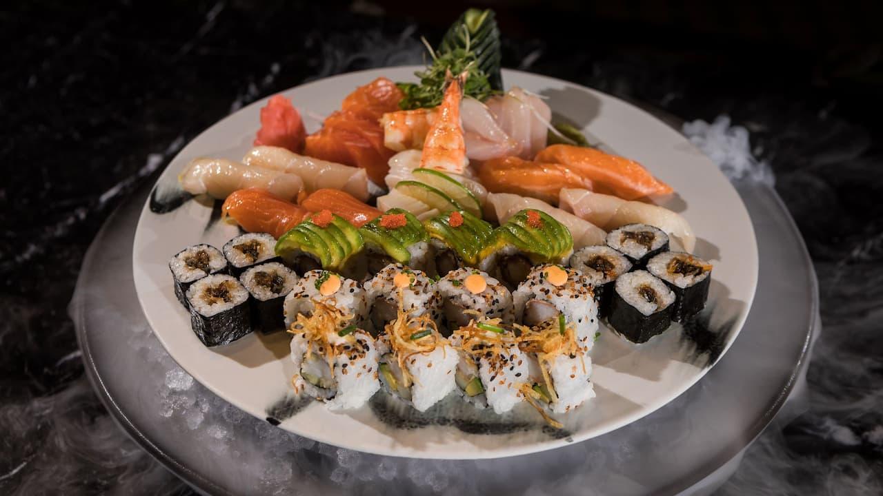 Ushin Japanese and Grill Combinado 40 Piezas