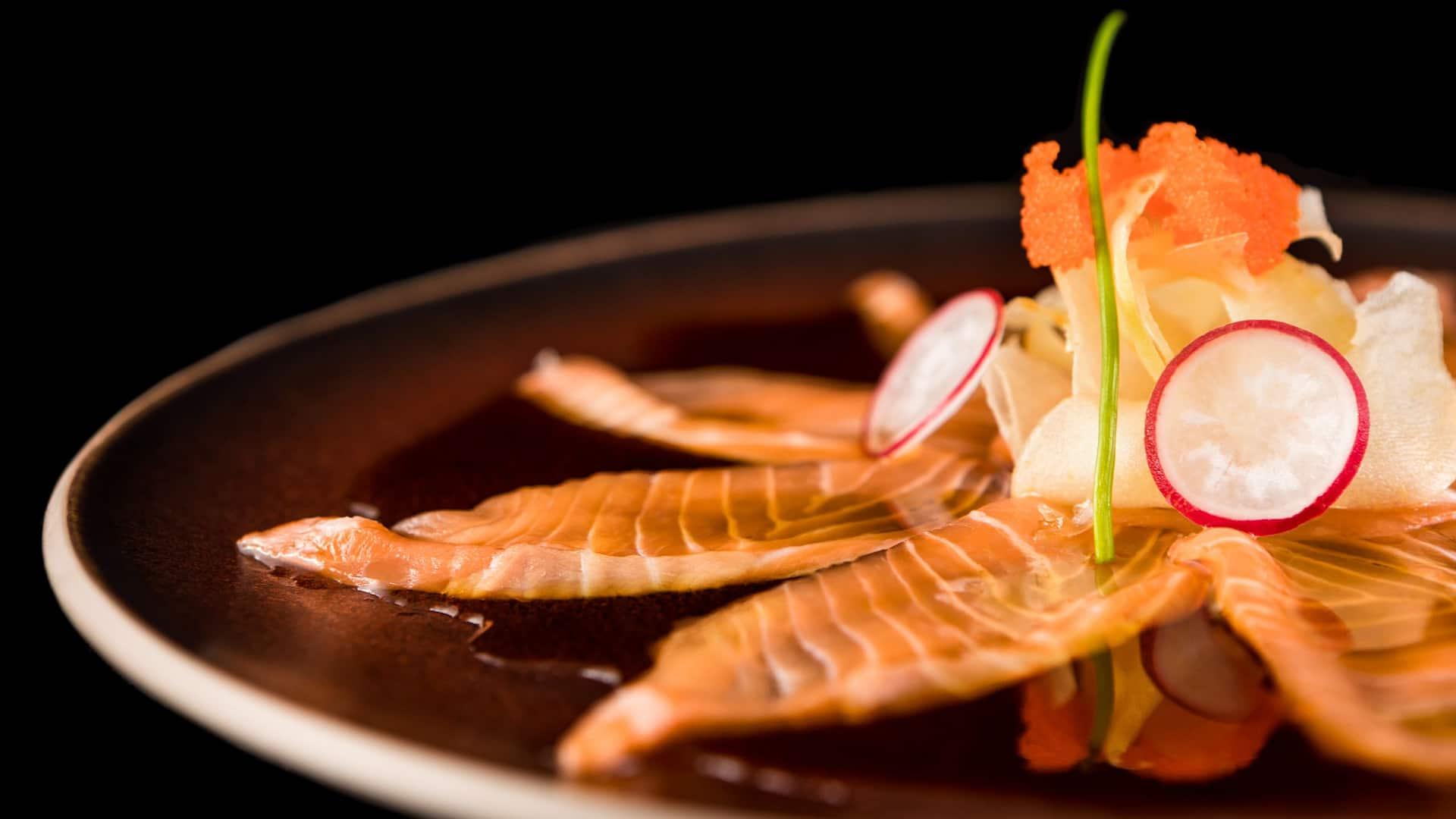 salmon tosazu