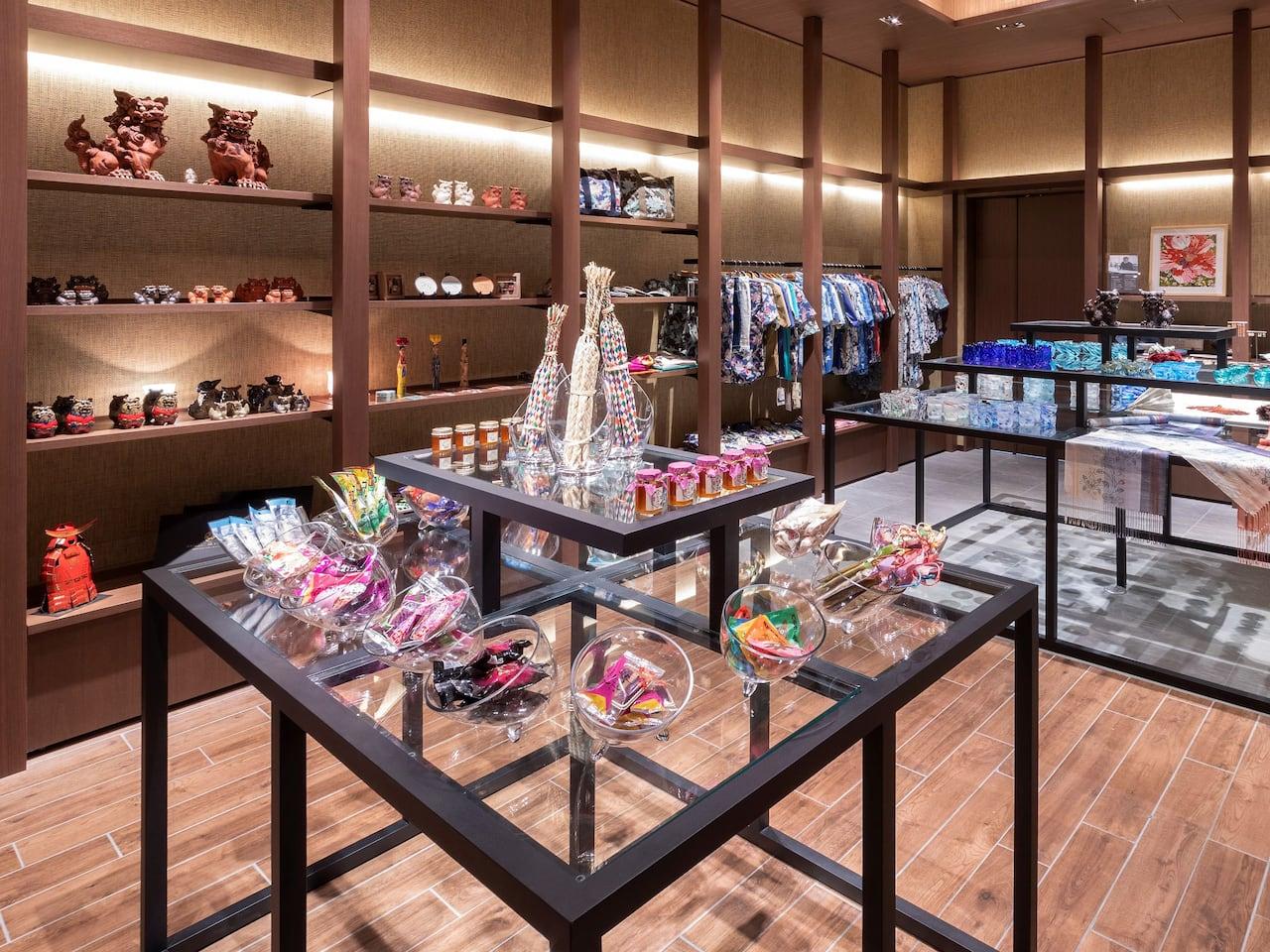 Hyatt Regency Seragaki Island Okinawa Market