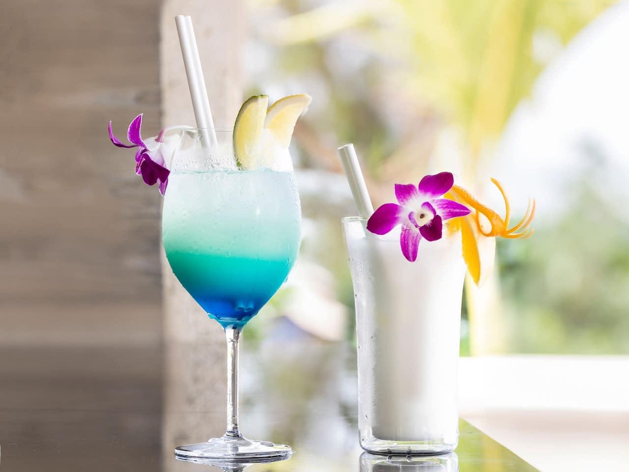 Hyatt Regency Seragaki Island Okinawa Poolside Bar