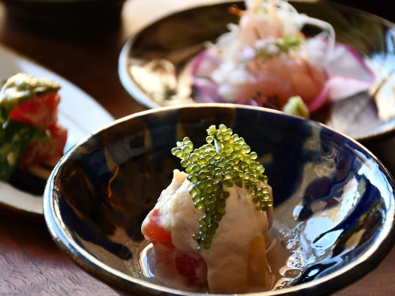 Hyatt Regency Seragaki Island Okinawa Shirakachi Japanese Cuisine