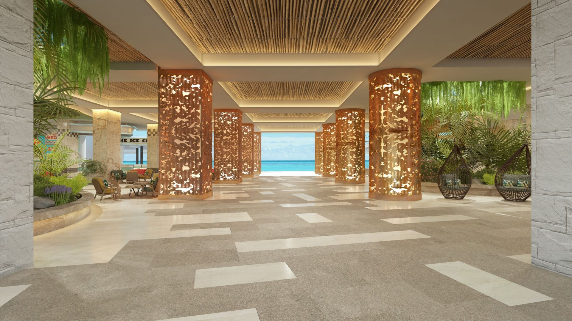 The Hyatt Ziva Cap Cana has started to take reservations for November 2019.