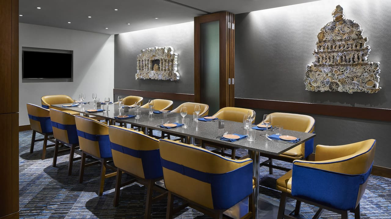Hyatt Regency Washington on Capitol Hill Article One Private Dining