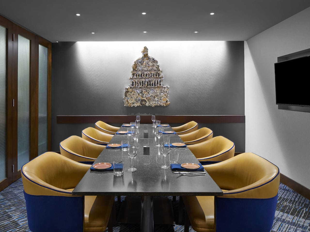 Article One American Grill Private Dining Hyatt Regency Washington on Capitol Hill