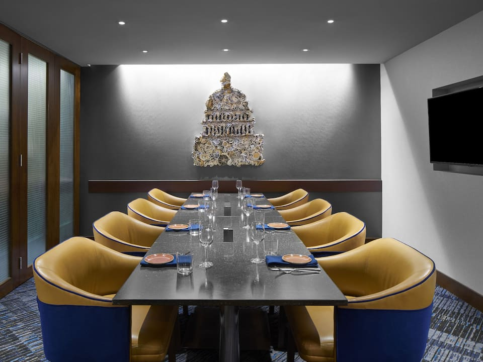 Hyatt Regency Washington on Capitol Hill Article One - American Grill Private Dining