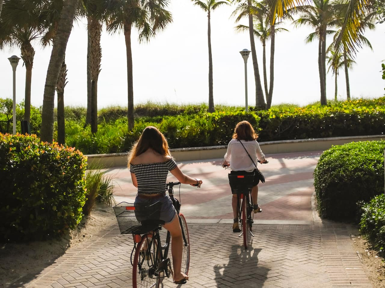 Hyatt Centric South Beach bike ride