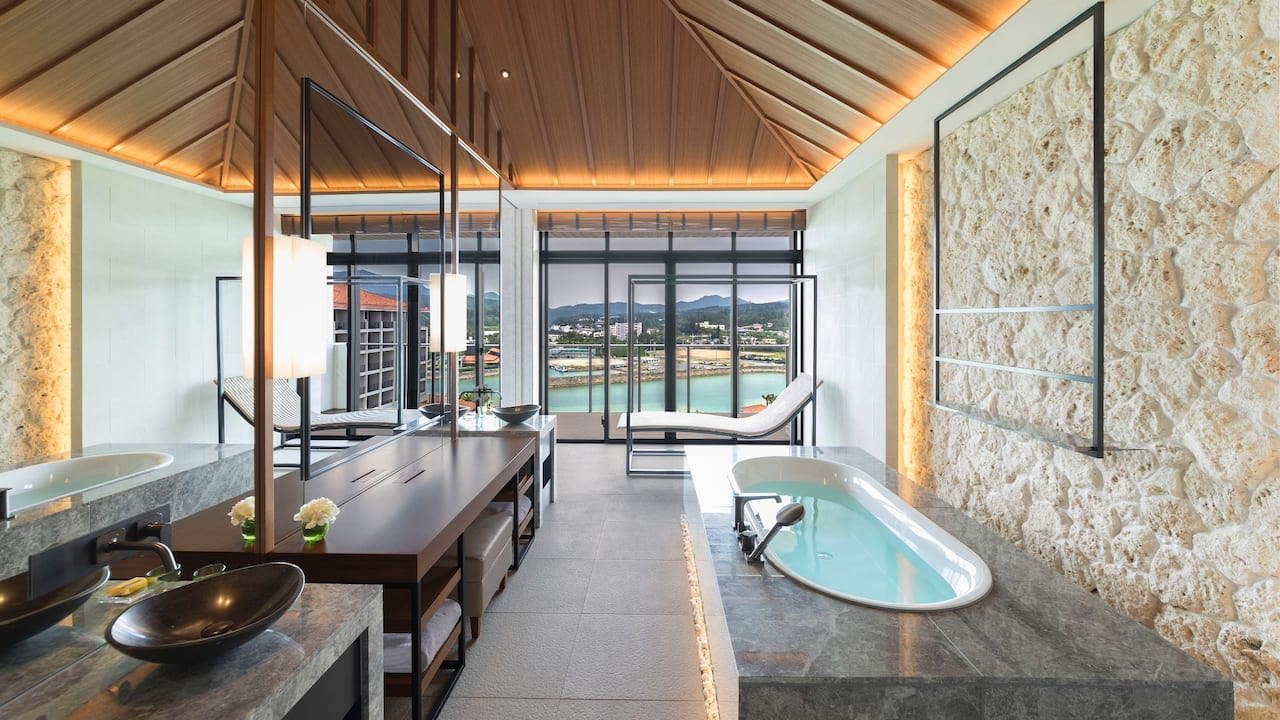 Hyatt Regency Seragaki Island Okinawa Seragaki Island Suite