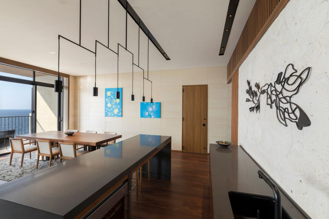 Hyatt Regency Seragaki Island, Okinawa Sunset Suite Living Room