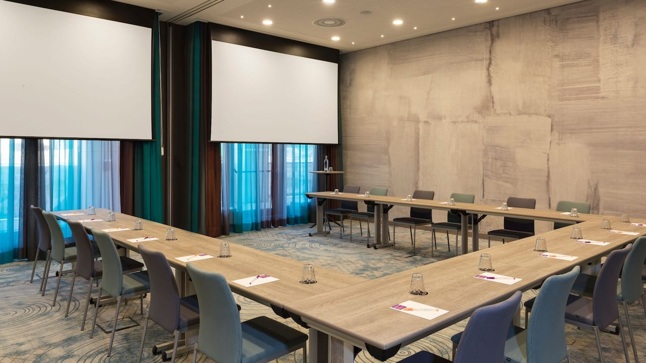 Meeting Room Near Frankfurt Airport Hyatt Place Frankfurt
