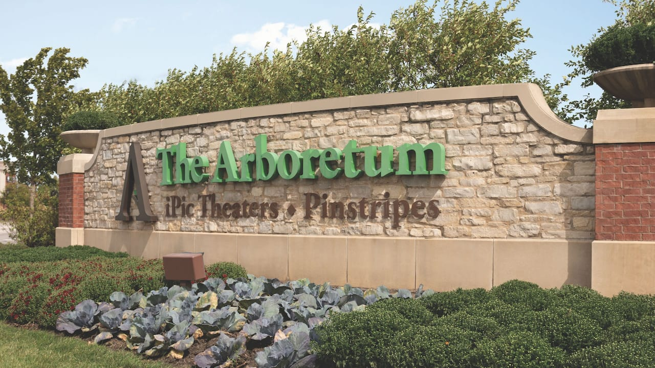The Arboretum Shopping Plaza