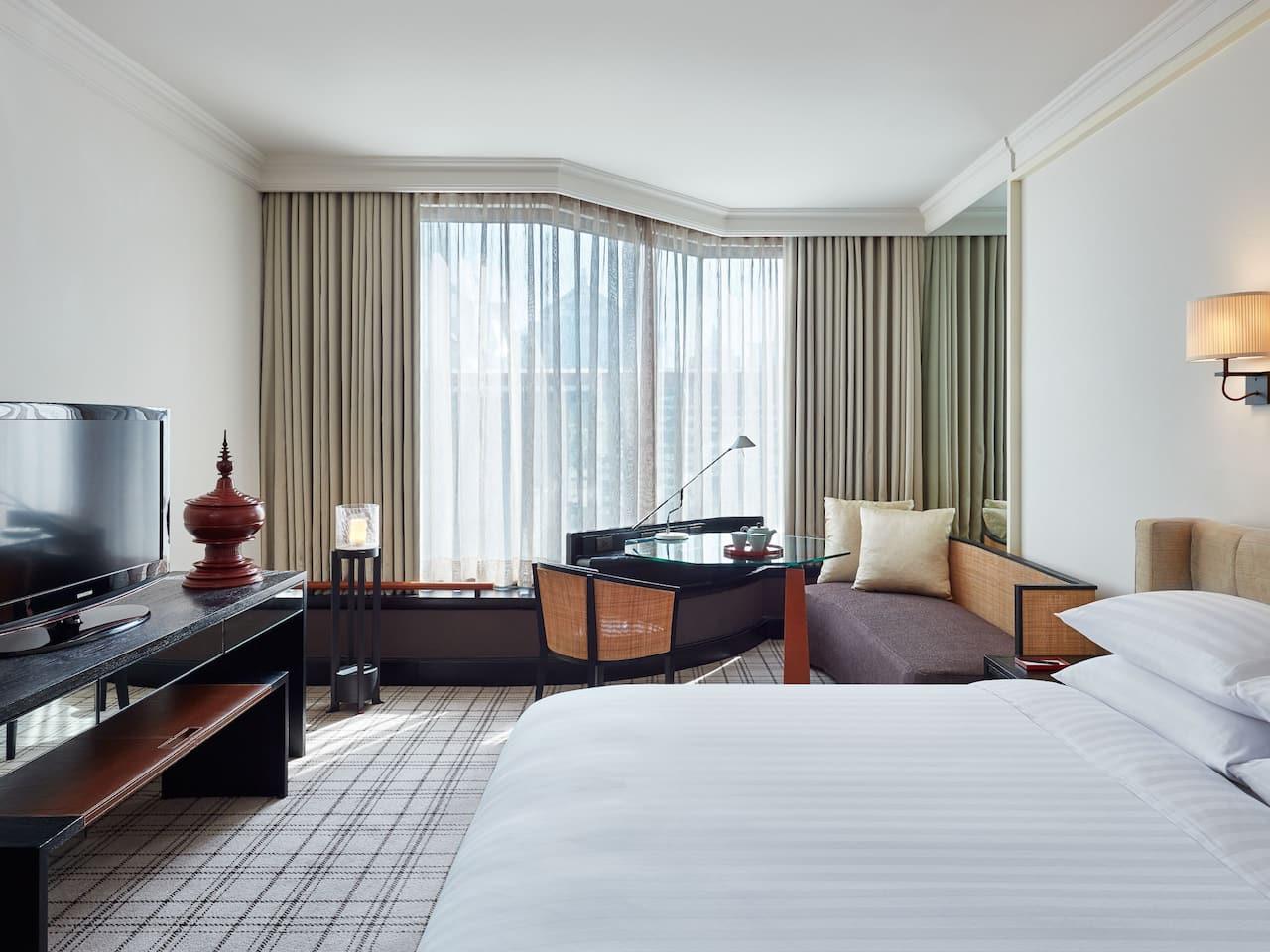 Premier Suite - Grand Hyatt Erawan Bangkok
