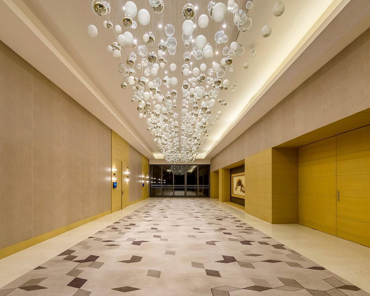 Hyatt Regency Andares Guadalajara - Regency Ballroom Foyer