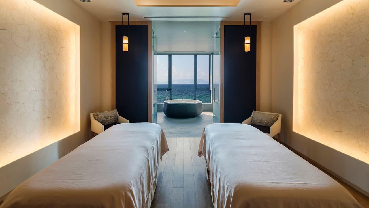 Hyatt Regency Seragaki Island Okinawa Spa hanari