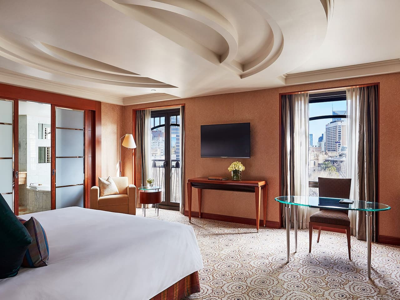 Park Hyatt Melbourne Ambassador Suite