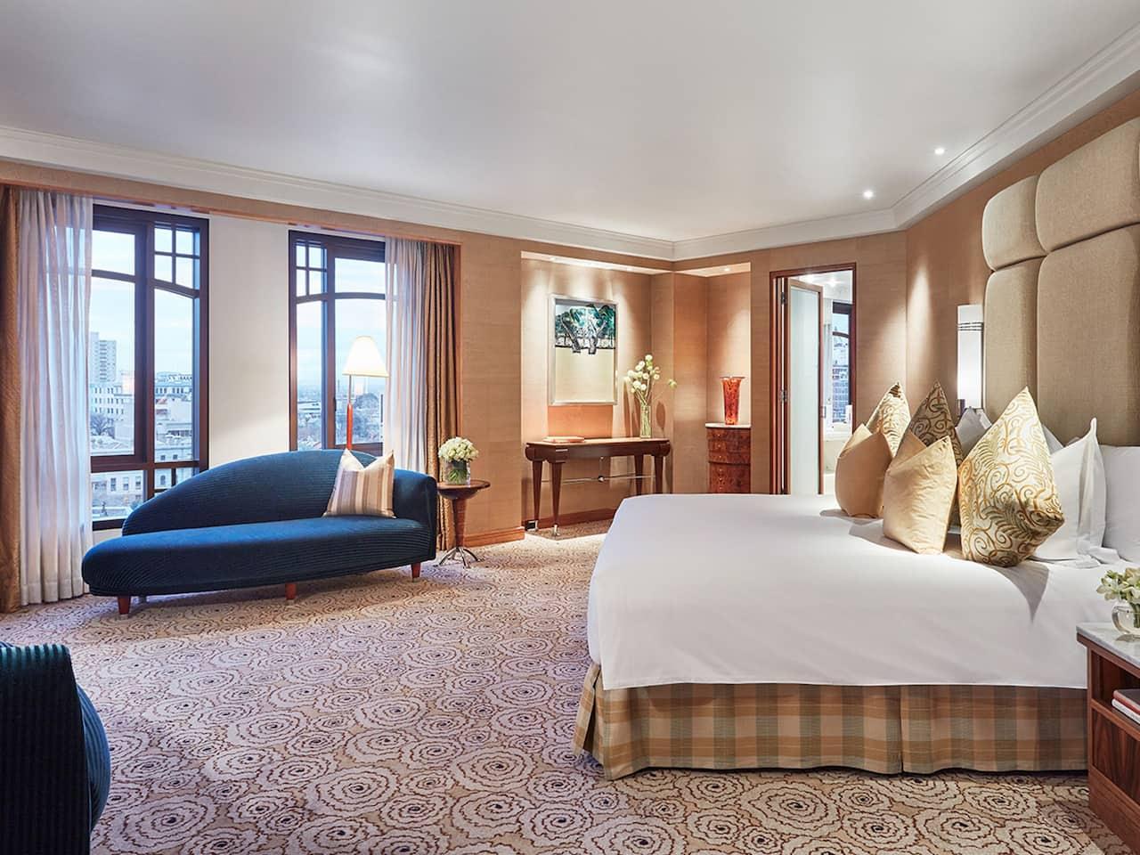 Park Hyatt Melbourne Presidential Suite