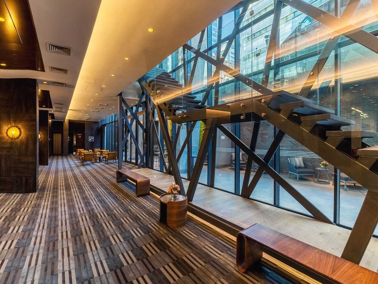 Meeting Rooms Lobby