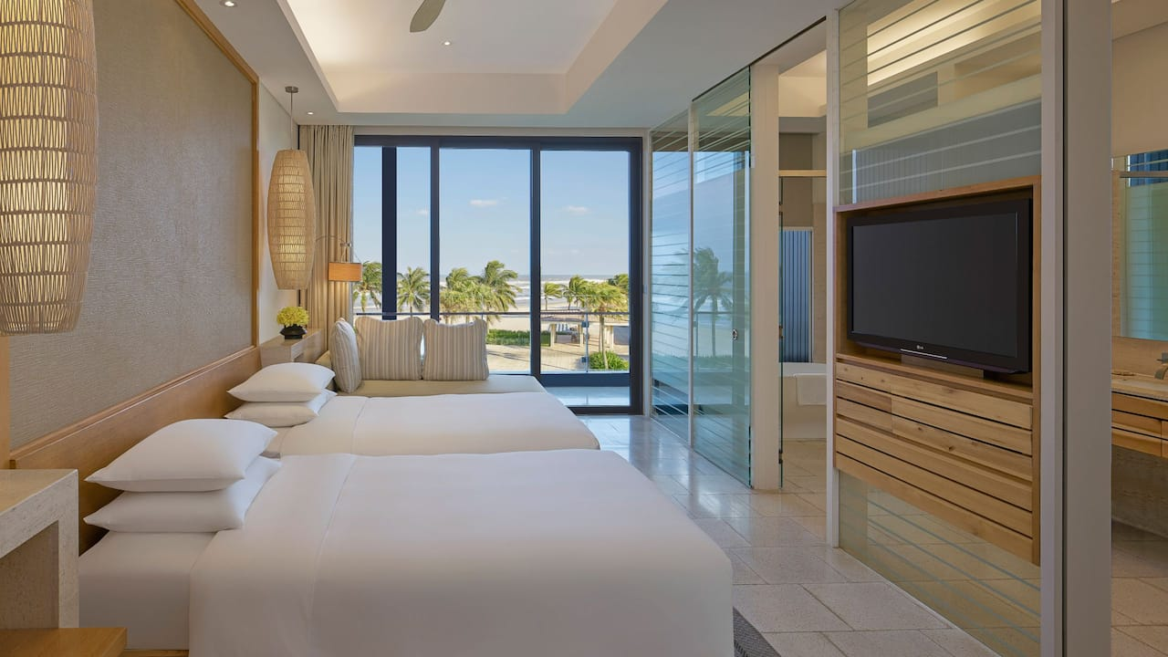 Ocean View Room, 2 Twin Beds at Hyatt Regency Danang Resorts